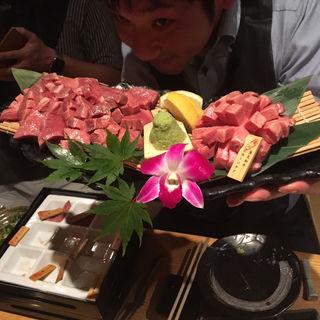牛タン(黒毛和牛一頭切り 伊達哉 (だてなり))