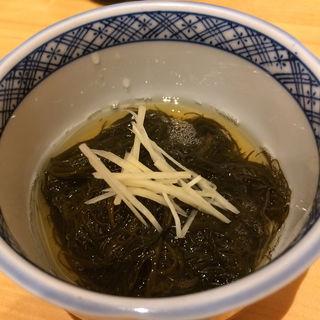 佐渡産もずく酢(かぶら木)