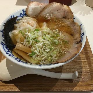 チャーシュー麺(支那そば 月や 本店)
