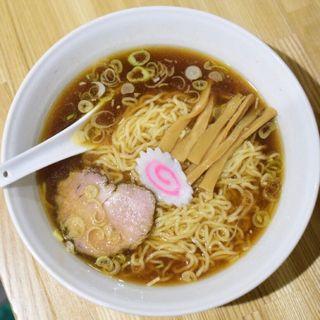 中華麺 中盛(三鷹大勝軒)