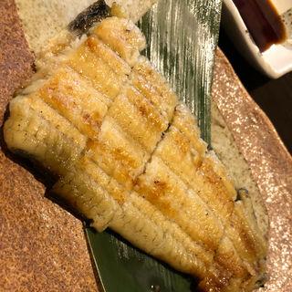 うなぎの白焼き(旬味旬菜 大和)