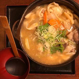 天然猪のほうとう(奈良田本店 (ならだほんてん))