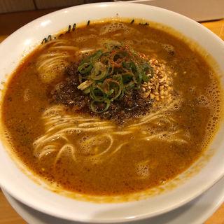 担々麺(麺庵ちとせ)