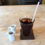 アイスコーヒー(喫茶うずら )