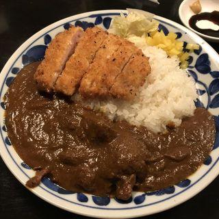欧風ビーフカリー(辛口飯屋 森元 )