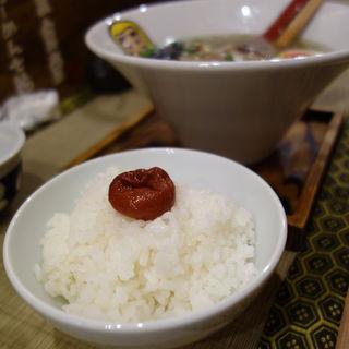日の丸ごはん(大重食堂 今泉店)