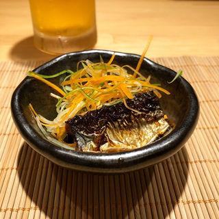 秋刀魚(修学院濱屋)