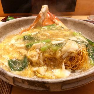 皿うどん(修学院濱屋)