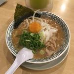肉そば(丸源ラーメン 三河安城店 )