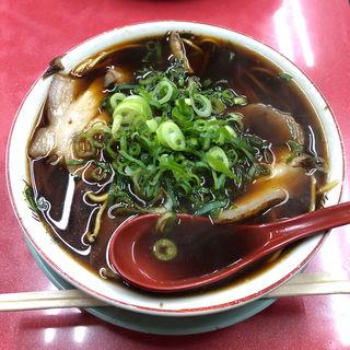 中華そば(並)(新福菜館 本店 (しんぷくさいかん))