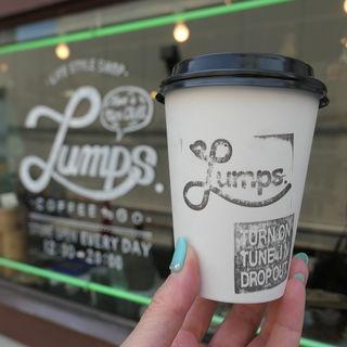 ホットコーヒー(lumps (ランプス))