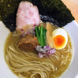 味噌白湯らぁ〜めん(ガチ麺道場 )