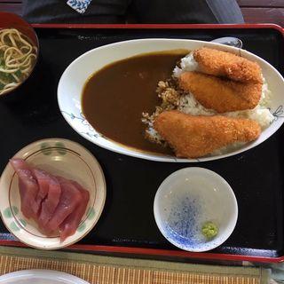 魚カツカレー(海人食堂 )