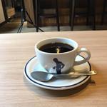 コーヒー(ダンディーブレンド)(オカフェ キョウト (Okaffe kyoto))