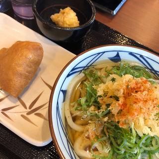 かけうどん(丸亀製麺 三宮店 )