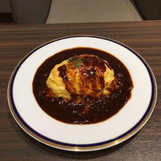 早矢仕オムライス(マルゼン カフェ 京都店 (MARUZEN cafe))