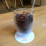 アイスコーヒー(カワコーヒー (kawa COFFEE))