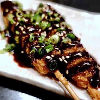 味噌串カツ(つばさや 伏見店 )
