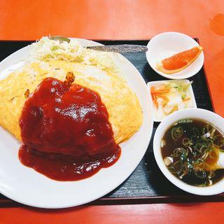 オムライス(中華料理 喜楽 )