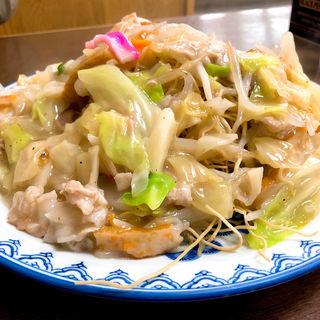 皿うどん(宝来軒 (ほうらいけん))