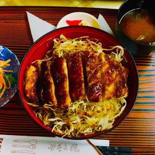 ソースカツ丼  大盛り(とんかつ一番 (いちばん))