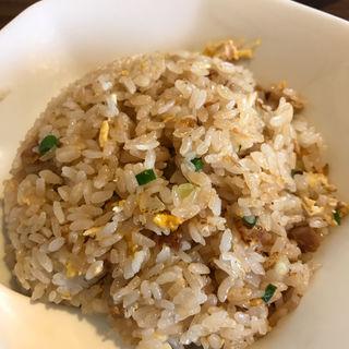 ラーメン焼飯(中華料理 鉄人 )