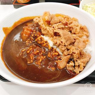 黒カレー(吉野家 守口店 )