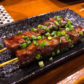 牛サガリ(博多やきとり壱鳥)