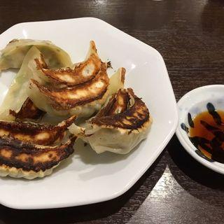 焼き餃子(一すじ 中洲店)