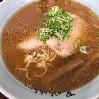 醤油ラーメン(催事)(梅光軒 旭川本店)