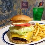テリヤキチーズバーガー(Nation diner)