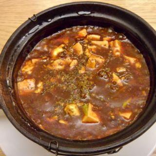 麻婆豆腐(希須林 青山 (キスリン))
