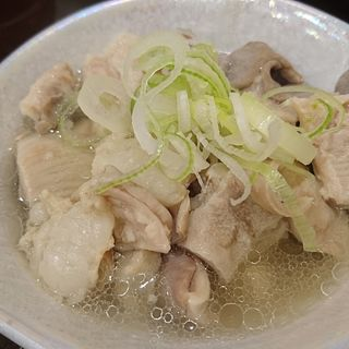 塩モツ煮(もつしげ 野毛小路 )