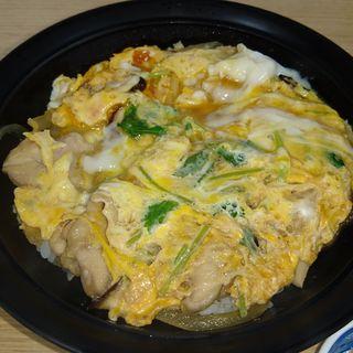 親子丼(縄文の湯 )