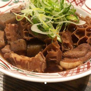 モツ煮(ツキトカゲ新町店 )