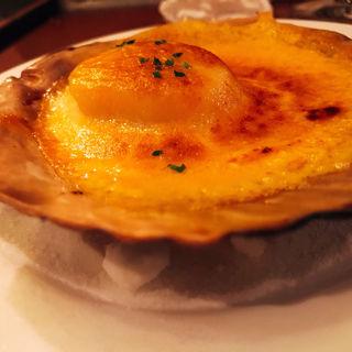 ホタテのウニソース焼き(パパン (PAPIN))