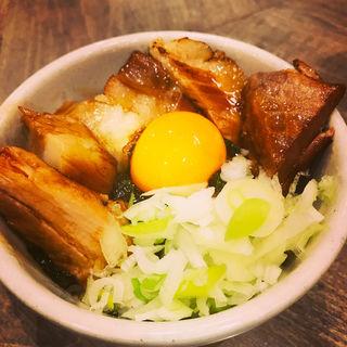 極みチャーシュー丼
