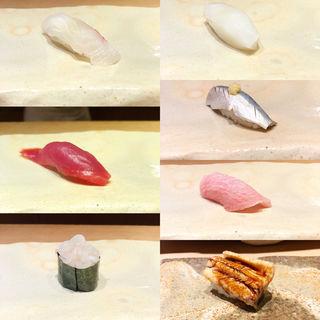 寿司(京料理 入舟)