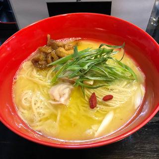 比内地鶏の鶏白湯(ロックンビリーS1 (スーパーワン))