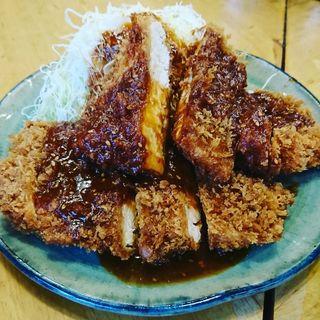 チキン味噌カツ(パセリ )