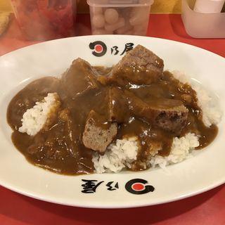 ハンバーグカレー(日乃屋カレー 神田店 )