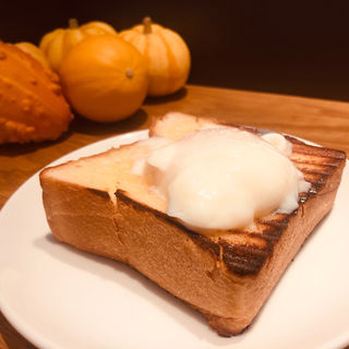 エッグトースト(ディーン&デルーカ 有楽町カフェ (DEAN&DELUCA))