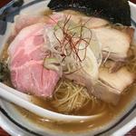 チャーシュー麺 塩