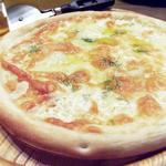 おすすめチーズのクワトロ・フォルマッジ