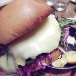 ラクレットチーズのグリルプレート C