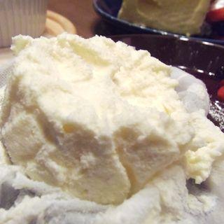 本日のチーズドルチェ(Cheese Cheers Cafe 三宮)