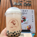 Cylon Bubble Milk tea