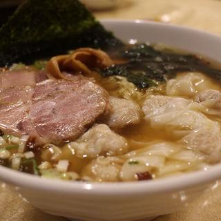 チャーシューワンタンメン(石川家食堂 )