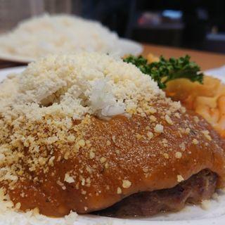 メキシカンチリバーグ(レストラン グリル サクライ)