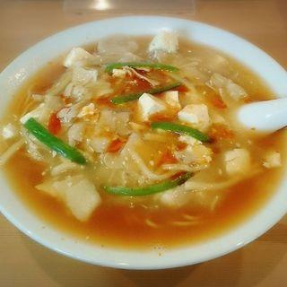 スーラータンメン(麺や二代目 夜来香 (イエライシャン))